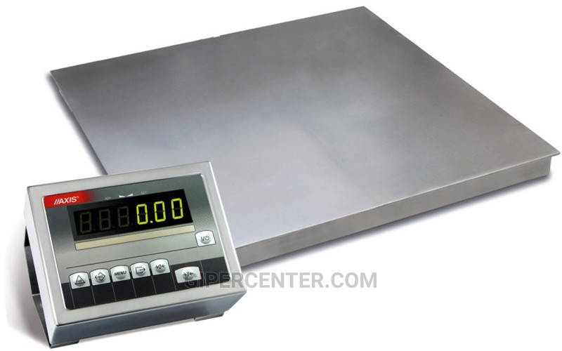 Платформенные весы 4BDU600-1215 элит 1250х1500 мм (до 600 кг)
