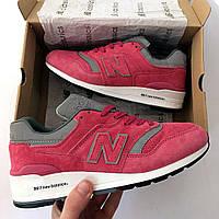 Яркие женские кроссовки нью баланс 997, New Balance 997