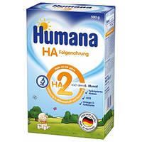 Молочная смесь Humana НА 2 с 6 мес 500 г Суміш молочна суха