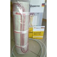 Тёплый пол электрический WarmStad двужильный мат WSM-300-2,00