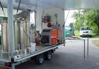 Мобильный мини-завод по переработке плодов, ягод и овощей.
