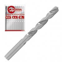 Сверло по металлу DIN338 1.0мм HSS