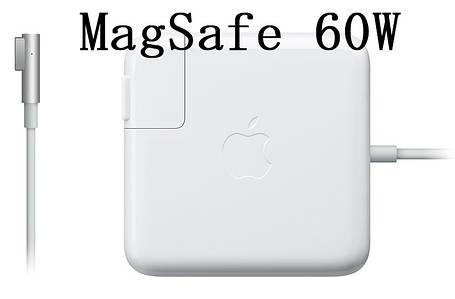 Зарядное устройство MagSafe 60W для Apple MacBook Original, фото 2