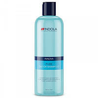 Очищающий шампунь 300ml.Indola Innova Pure Detox Shampoo