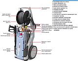 Апарат високого тиску Kranzle Profi 160 TS*T, фото 5