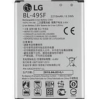 АКБ Оригинальный аккумулятор, батарея LG BL-49SF/H734 G4s