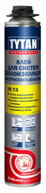 Tytan IS 13 - Клей-пена с новой формулой!!!