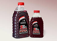 Моторне мастило для двотактних двигунів Hexol 2T Standart Red ( 0,5 л.)