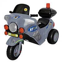 Детский Электромотоцикл Ямаха Орион 372 серый