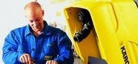 Аварийный ремонт Karcher