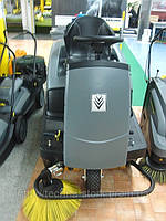 Підмітальна машини з сидінням водія Karcher KM 90/60 R P, фото 1
