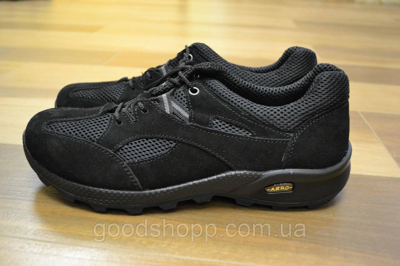 e19c36690112e8 Літні тактичні кросівки Нубук Чорні - Інтернет-магазин