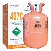 Фреон R407C / Хладагент R-407C Sanmei