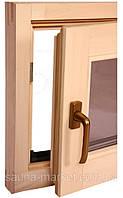 Окно открываемое для бани и сауны