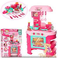 Кухня детская со звуком и светом 008-908
