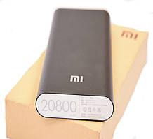 Павер Банк 20800-mah Xiaomi (реплика) ЧЕРНЫЙ (02-NDY)