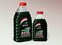 Моторне мастило для двотактних двигунів Hexol 2T Eko Green ( 1 л.)