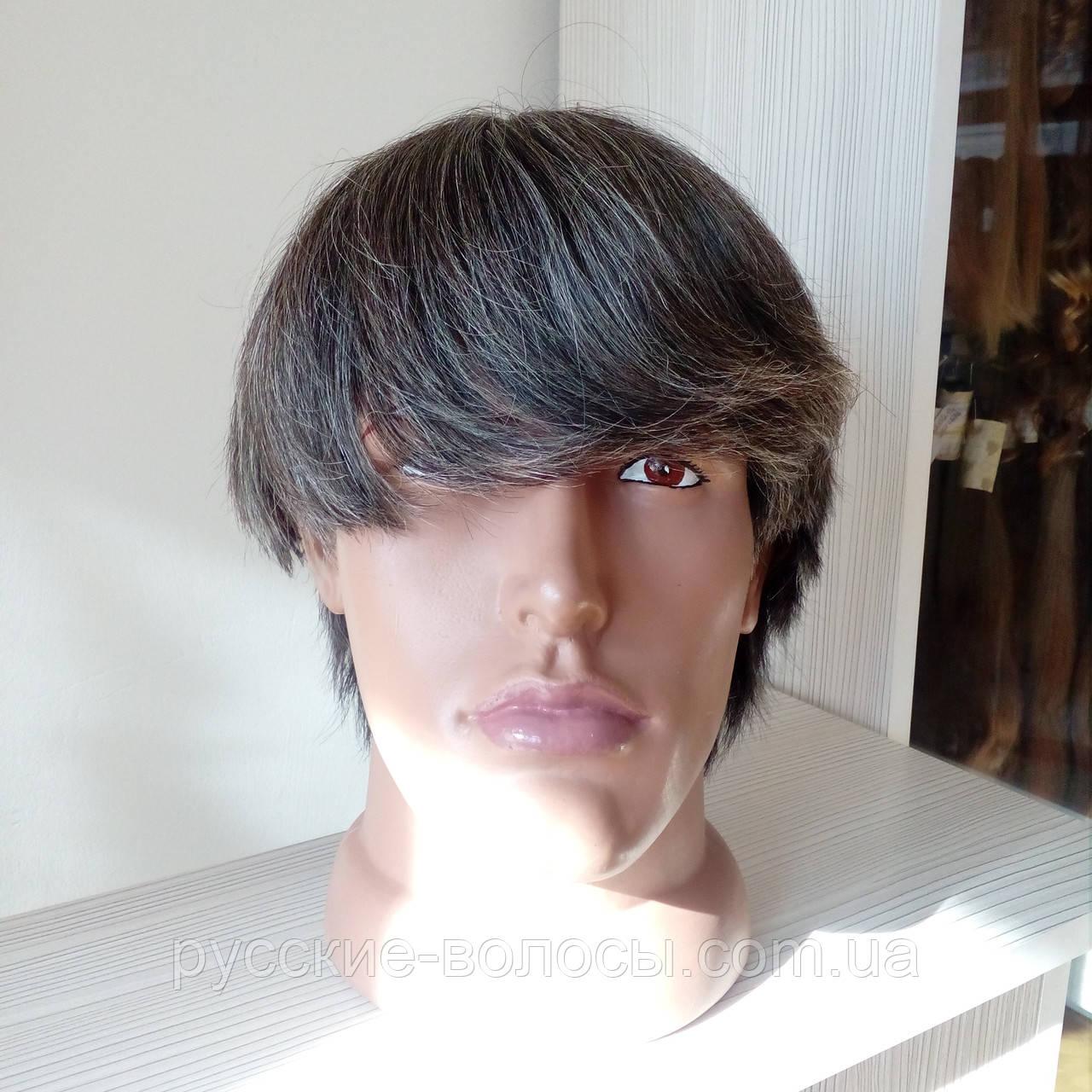 Мужские парики из натуральных волос киев