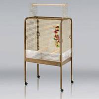 Fop 15200030 Tiffani оцинкованная - клетка для мелких и средних попугаев