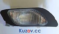 Противотуманная фара для Daewoo Nexia '95-08 левая (FPS) рифленое стекло