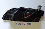 Противотуманная фара Daewoo Nexia 95-08 левая (FPS) рифленое стекло, серая рамка 96175353D, фото 3