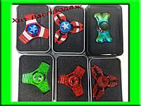 Hand spinner (хенд спиннер) - игрушка антистресс,металл,виды