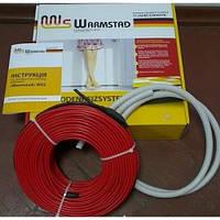 Тёплый пол электрический WarmStad двужильный кабель WSS-2050