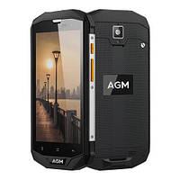 Защищенный смартфон AGM A8 Black 3+32Gb IP68