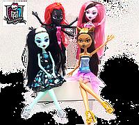 Набор кукол Монстер Хай 4в1 - Monster High Dolls