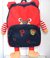 Детский рюкзачок для дошкольников, мишка