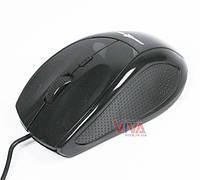 Мышь Maxxter Mc-201 USB Black, фото 1