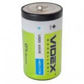 Батарейка Videx LR20 (1 шт.)