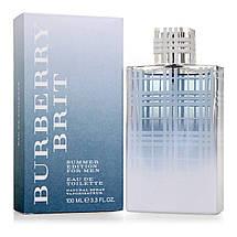 Burberry Brit Summer for Men туалетная вода 100 ml. (Барбери Брит Саммер Фор Мен), фото 3