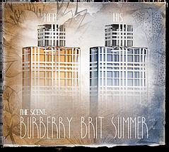 Burberry Brit Summer for Men туалетная вода 100 ml. (Барбери Брит Саммер Фор Мен), фото 2