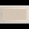 Вентиляционная решетка для камина бежевая, чёрная, графитовая, золотая, серебряная, медная 17х30 см