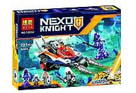 """Конструктор Bela 10592 Nexo Knight """"Турнирная машина Ланса"""" 227 дет"""
