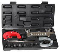 Набор для развальцовки труб, 9 предметов, метрический TJG