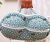 Органайзер для бюстгальтерів (з сіточкою) бантики / Органайзер сумочка для бюстгалтеров (с сеточкой) бантики