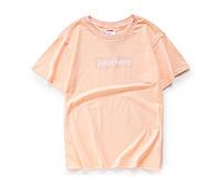 Женская футболка Supreme Pink