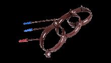 Держатель трубы металл. L-100 Profil