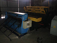 Стан для производства кладочной сетки