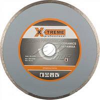 Диск алмазный по плитке - 250x6x2.6x25.4мм (X-TREME)