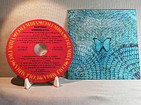 CD диск Santana - Borboletta