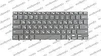 Клавиатура для ноутбука DELL (XPS: 15 9550) rus, black, без фрейма