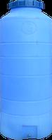 Емкость вертикальная круглая 300 литров - В