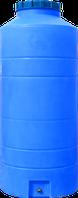 Емкость вертикальная круглая 400 литров