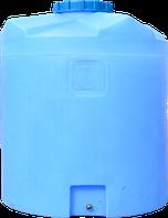 Емкость вертикальная круглая 750 литров - А