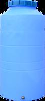 Емкость вертикальная круглая 250 литров