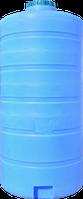 Емкость вертикальная круглая 1500 литров