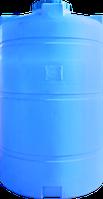 Емкость вертикальная круглая 2500 литров